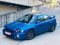 Subaru Impreza 4x4 2.0 boxer-bnzina WRX STi look