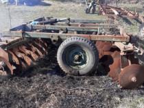 Disc pt tractor
