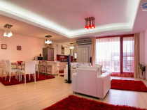 Luxury 4 Rooms Apartment in North Area of Bucharest Baneasa