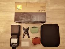 Speedlight Nikon SB-910 ( SB910 , SB 910 )