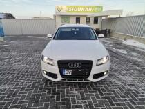 Audi A4 B8 Euro 5 înmatriculat recent anu fabri 2011