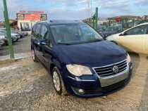 Vw touran 2.0 tdi, dsg, 2008 - posibilitatea rate