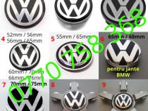 Capace roti jante aliaj Volkswagen VW Passat Golf Jetta Arte