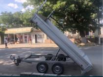 Remorca Basculabila 750kg 2018