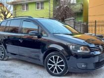 VW Touran 7 Locuri 1.6 TDi Bluemotion 105 Cp 2012 Euro 5