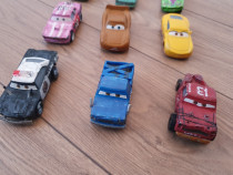 Masinute Cars 1 2 3 Thunder Hollow Fulger Mcqueen