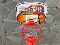 Nou cos de baschet cu pompa minge si baschetbalisti