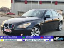 BMW 520d / 2005 / 2.0d / Rate fara avans / Garantie