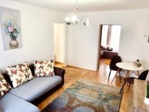 Inchiriez apartament cu 2 camere, ultracentral