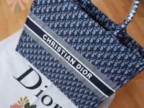 Geantă Dior Maxy,new model,material textil/France