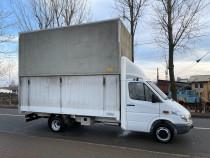 Mercedes Sprinter 416 / 2.7 CDI / furgon / carosata /prelata