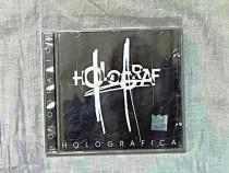 Cd holograf original cu timbre albumul holografica