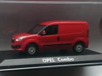 Macheta Opel Combo D 2012 rosu - Norev 1/43