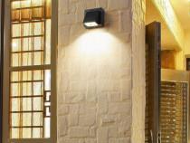 Aplica perete led interior-exterior ambientala simpla 3w