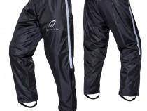 Pantaloni moto de ploaie, pantaloni moto impermeabili Black