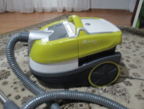 Aspirator cu spalare Aquawelt Zelmer ZVC 762 ZK, 2.5 l, filt