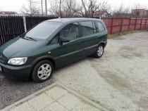 Opel Zafira A 1,6 benzina 7 locuri