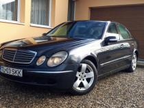 Mercedes E 200 CDI - W 211