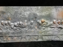 Tablou metaloplastie pe cupru