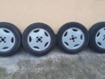 Jante aliaj R15/185/65 opel/alte marci 4 prezoane cu gume