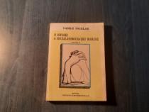 O istorie a social democratiei romane vol. 2 Vasile Niculae