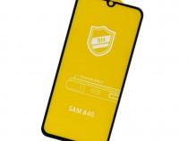 Folie Protectie Sticla 3D Samsung Galaxy S6 edge + Cablu