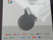 Google Chromecast 3 - Nou - Sigilat