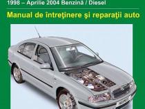 Manual reparatii limba romana Skoda Octavia 1998-2004