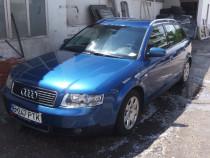 Audi a4 b6 break benzina + gaz an 2002