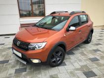 Dacia  sandero stepway orange explorer extra full