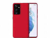 Samsung S21 S21 Plus S21 Ultra Husa X LEVEL Interior Catifea