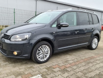 VW Touran 2.0 TDi 140 Cp 2015 Euro 5 Model CUP