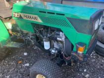 Tractoras Ferrari T93, tiranti, priza de forta