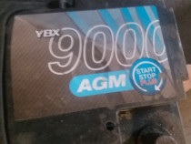 Baterie / Acumulator Auto Yuasa Agm Star & Stop 70 Ah
