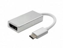 Cablu Adaptor USB Type C a la DisplayPort PRODUS NOU