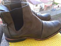 Cizme piele Timberland, mar 46 (30 cm)