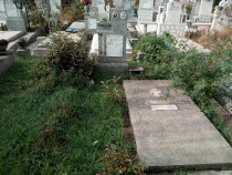 Loc de veci Cimitirul Central Constanța