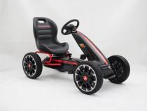Masinuta GO Kart cu pedale Pentru copii de la Fiat Abarth
