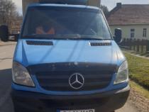 Mercedes sprinter 3.5 tone cu frig (+24-24)