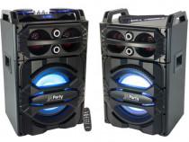 Sistem sonorizare cu USB,Bluetooth,TF Card,2 microfoane ,300