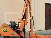 Tocator freza cu brat hidraulic pana la 6m lungime de lucru