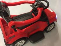 Carucior electric pentru copii 3 in 1 Ford Ranger #RED