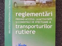 Reglementari accesul la activitate a transporturilor rutiere