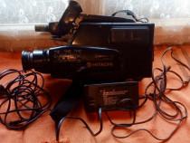 Aparat de inregistrat camera video HITACHI+ baterie +incarca