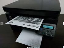 Multifunctional HP LaserJet Pro MFP M125nw,