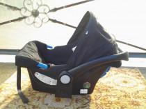 Mother Care adaptori + scoica scaun copii auto (0-13 kg)