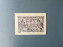 Bancnotă 1 leu 1920