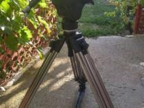 Trepied Video Fancier FT9902 cap fluid + Husa