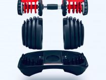 Gantere reglabile ajustabile 2,5 kg-24kg
