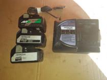 Acumulator baterie HITACHI 4 5 ah 14,4v si Incarcator UC 18Y